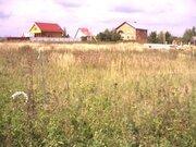 10 соток под строительство жилого дома, д. Речки (Шеметово) - Фото 1