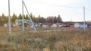 Продажа участка 8,27 сот. с подрядом в кп Вернисаж район д. Матренино - Фото 1