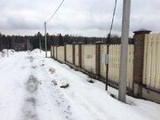 Участок 10 соток, в близи п.Некрасовкий, Дмитровского района - Фото 1