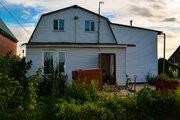 Купить дом Воскресенский район Цибино - Фото 1