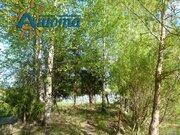 Участок с прудом в деревне Жуковского района Грачевка. - Фото 4