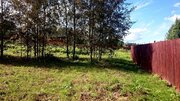 Земельный участок 10 соток около д. Сырково, Пятницкое ш. 55 км. - Фото 5
