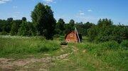Продается земельный участок в Пушкинском р-не, п. Комягино, 6 соток - Фото 1