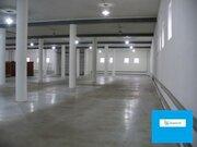 Аренда теплого склада 1668 кв.м, Дмитровское шоссе, 5 км от МКАД - Фото 1