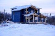 Просторный дом с видом на озеро, рядом с д. Сляднево, Волоколамск - Фото 3