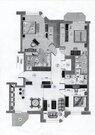 ЖК Доминион 3-х к.кв. 153.8 кв.м.на 12этаже - Фото 4