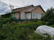 Продам 1-этажный панельный дом пос. Борики - Фото 1
