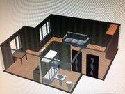 Однокомнатная квартира-студия - Фото 1