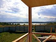 Участок с новым домом в деревне на берегу водохранилища - Фото 5