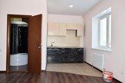 Готовая квартира с евроремонтом, частично с мебелью и бытовой техникой - Фото 1