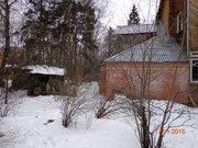 Продается участок с домом в р-не Ухтомское, Москва - Фото 3