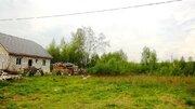 Участок 10 сот в д. Разиньково, Ступинского района. ИЖС. - Фото 1