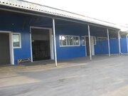 Сдаётся зимний склад 1150 кв м в г. Чехов, - Фото 1