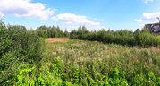 Участок в деревне Голубцово Волоколамского района МО для ПМЖ - Фото 1