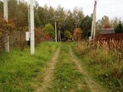Участок 12 соток в пос.Беляная гора Рузский район 100 км от МКАД - Фото 4