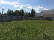 12 соток лпх в д. Якиманское - Фото 1
