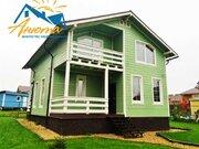 Новый дом в коттеджном поселке на границе Московской области - Фото 1