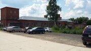 Производственно-складское здание на въезде в г. Серпухов, 3220 м2 - Фото 1