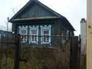 Земля с домом в Шигонах - Фото 1