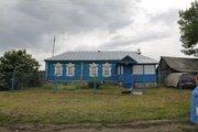 Добротный рубленый дом с баней в Чаплыгинском районе Липецкой области - Фото 1