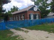 Дом, Кировская, Луговая, общая 55.40кв.м. - Фото 1