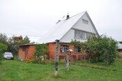 Продам трехэтажную дачу из кирпича рядом с ж/д ст.Фаустово - Фото 1