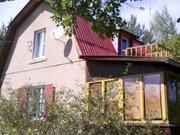 Продажа кирпичной дачи+баня, летн.кухня,6 соток, под ключ, д. Кочетовк - Фото 4