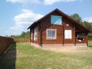 Новый брусовой дом в деревне 90 км от Москвы - Фото 5