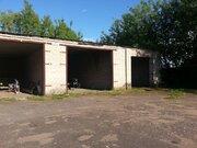 Производственная база 1,5 га С гаражом 600 кв.М. И складом 320 кв.М.м - Фото 1