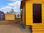 Дом 80 кв м на уч-ке 7 сот, Можайское ш,48 км от МКАД - Фото 4
