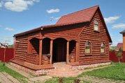 Дом и баня на участке 15 соток в с. Cовхоз Боровский у г. Балабаново - Фото 3