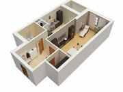 Продам 1 комнатную улица 40 лет Октября - Фото 3