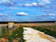 Земельный участок 10 соток под дачу около д. Бершово - Фото 3