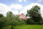 Участок в д.Токарево с частью дома 8 сот, ИЖС - Фото 4