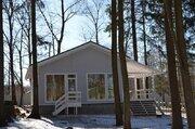 Дом в стиле шале на лесном участке Заовражье - Фото 1
