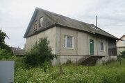 Кирпичный дом с баней, с удобствами, возле Гдова - Фото 1