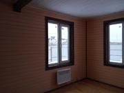 Дом 100 кв м. из Клееного бруса, д. Большое Петровское, Чеховский район - Фото 3