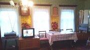 Продам 1эт. бревенчатый дом, пер.Лесной, газ в доме - Фото 2