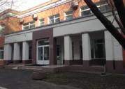 Продажа Здания (B), 1 965,1 м2 (м.Тульская) земля в собственности