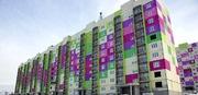 2-ком.квартира (66,04м2), 8/10 этаж. панельного дома в мкр.Садовый.