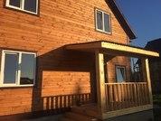 Купить дом из бруса в Гатчинском районе д.Пудомяги, ул.Стародеревнская - Фото 2