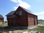 Площево. Новый дом в деревне для постоянного проживания. Магистральный - Фото 1