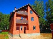 Жилой кирпичный дом в Чехове - Фото 1