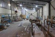 Аренда производственного помещения 280м2 Климмовск 28км от МКАД