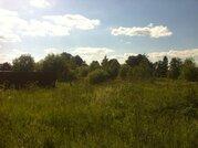 17 соток в деревне на берегу реки, Полуэктово, Рузский район - Фото 5