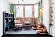 Шикарная двухуровневая квартира с терассой - Фото 5