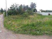 Участок 12 соток в селе Петровское Щелковского района 45 км от МКАД - Фото 1
