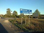 Серпуховской район , д.Клеймёново участок 10 соток ИЖС - Фото 3
