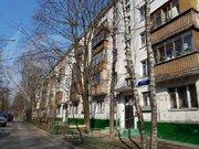 Двухкомнатная квартира, г. Москва, Открытое ш, д. 17к9 - Фото 1
