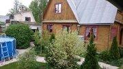 Дача с баней в лесу Каширксое ш. Ступино - Фото 2